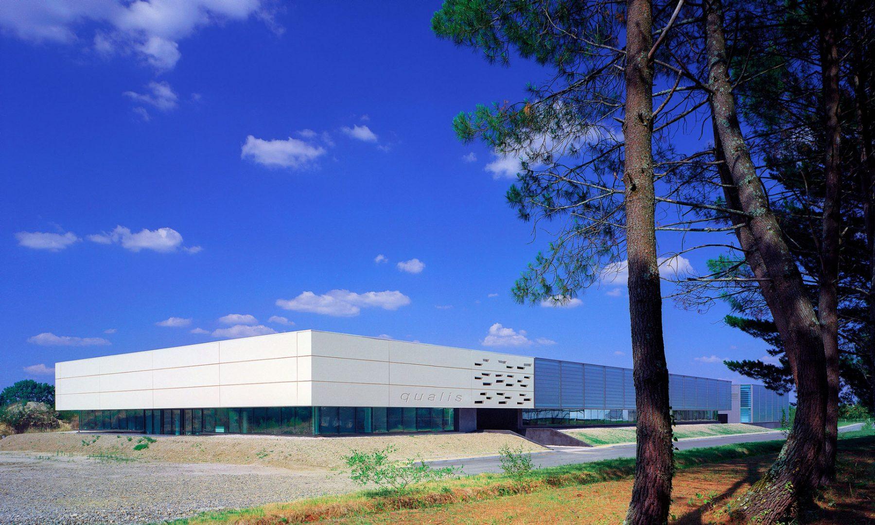 Centre de recherche Qualis