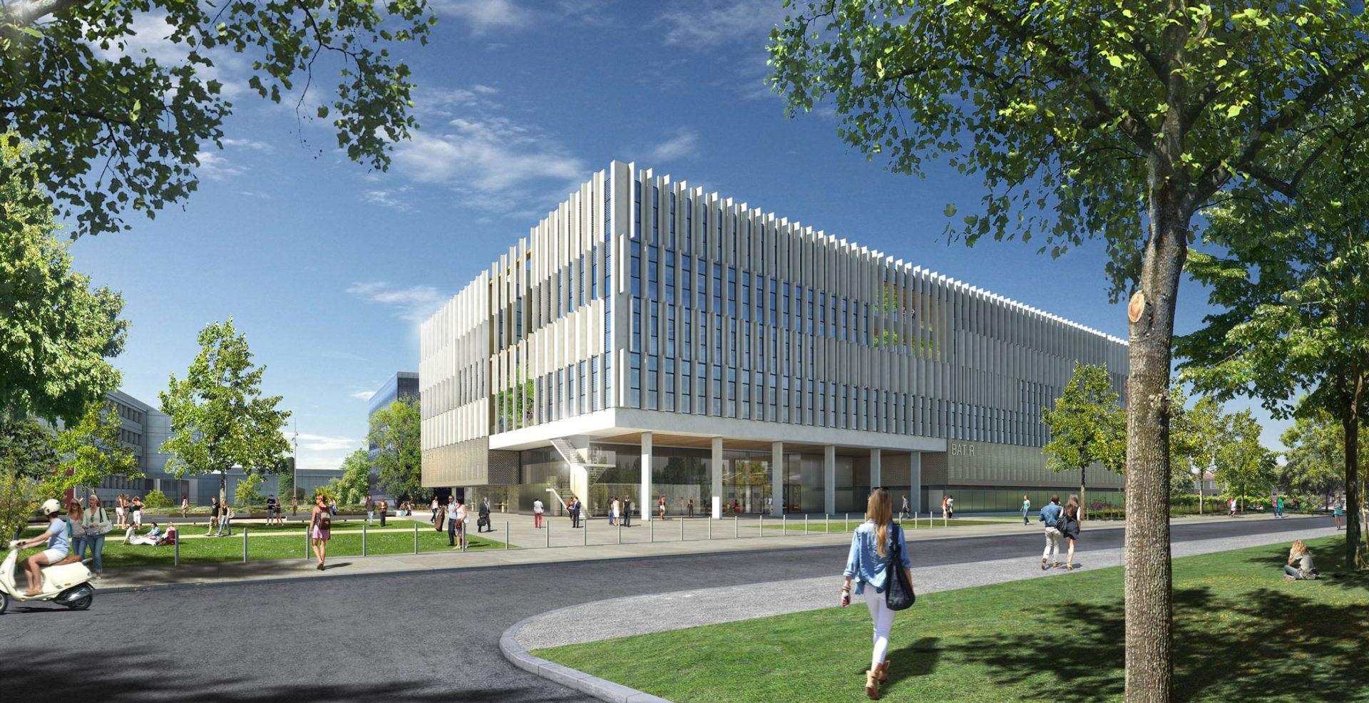 Campus de biologie et de santé